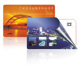 PVC card انواع کارت پی وی سی