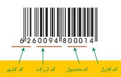 barcode بارکد چیست