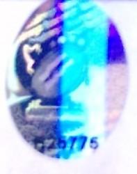 labletypes1 هولوگرام UV