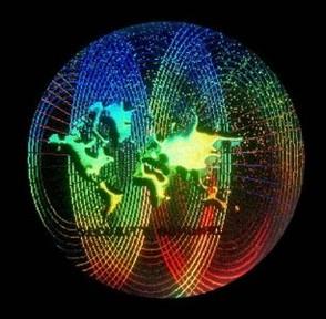 3dhologram چاپ هولوگرام 3D
