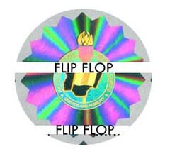 هولوگرام FLIP FLOP