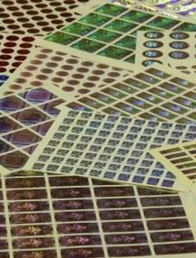 انواع فیلم مصرفی در ساخت هولوگرام