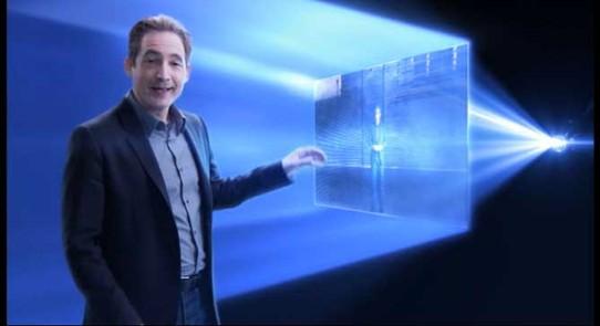 hologram جهان هولوگرام
