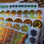 چاپ و تولید برچسب هولوگرام