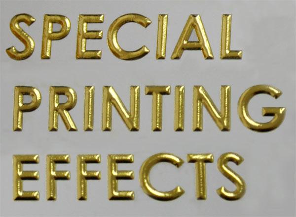 انواع فرایند طلاکوب (Foil Stamping)