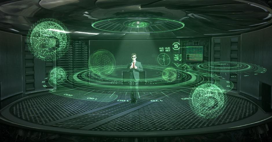 اتاق هولوگرافیک