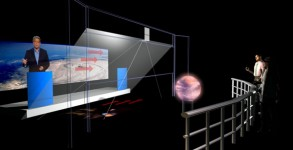Holographic-Projection