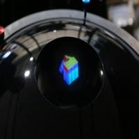 هولوگرام سه بعدی