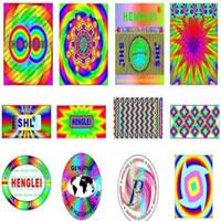 انواع طراحی هولوگرام