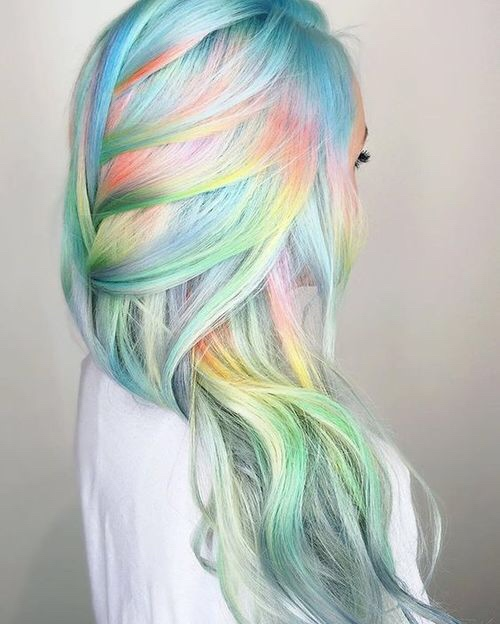 موی هولوگرافیک