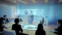 فناوری آموزشی هولوگرام سه بعدی