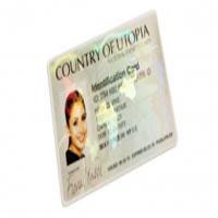 درجه امنیت هولوگرام در اسناد و مدارک