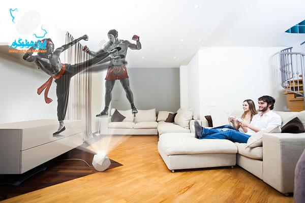 تکنولوژی هولوگرام