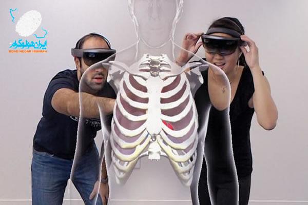 تصویر برداری پزشکی