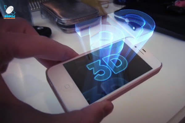 هولوگرام سه بعدی و حفظ برند